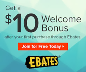 FREE $10 Sign Up Bonus!